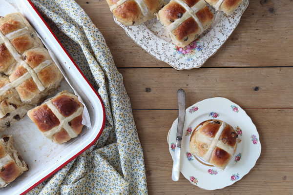 Hot Cross Buns through Paganism, Christianity and