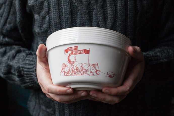Pride and Pudding – the process of creating the Pudding Bowl + pre-order