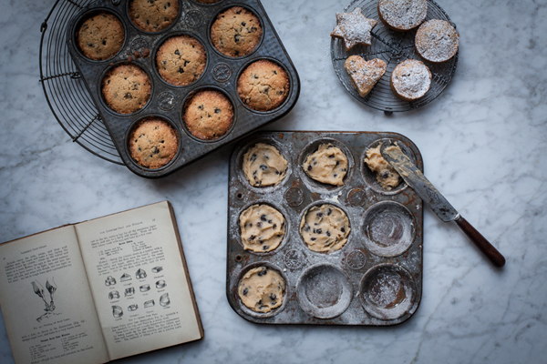 Queen cakes – 18th century dainty bakes