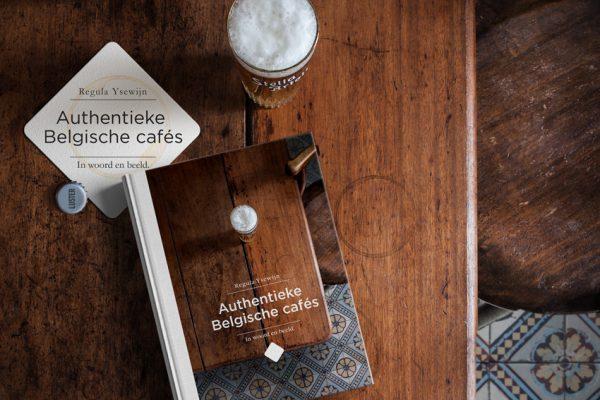 Belgian Café Culture Book