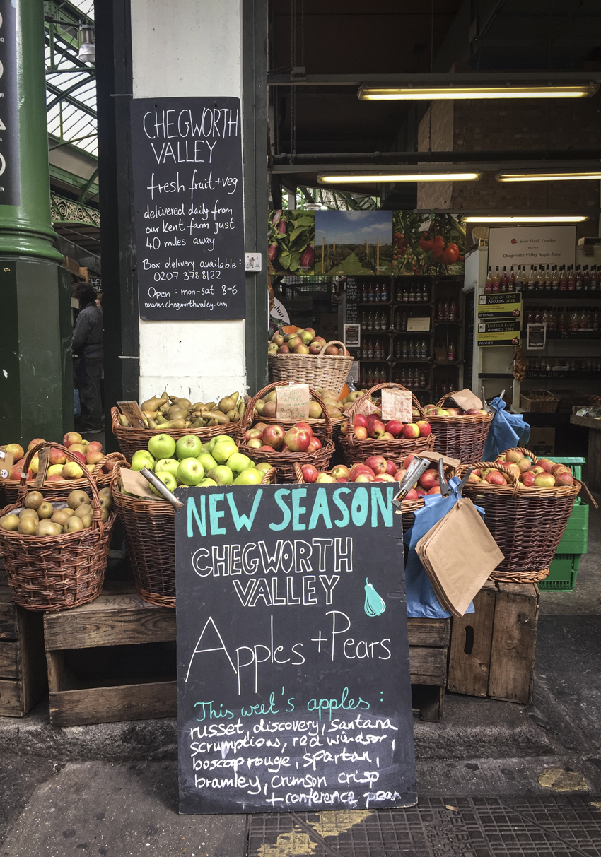 Borough Market - not just a food market - Miss Foodwise
