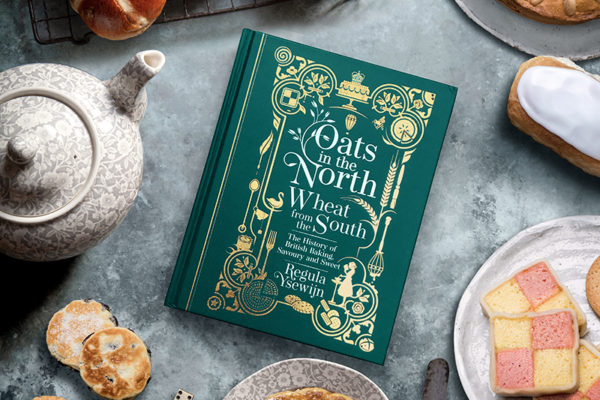 Oats in the North, Wheat from the South – Introducing my new baking book